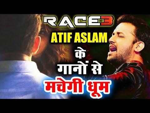 Atif Aslam To Sing SUPER-HIT Song In Salman Khan's RACE 3