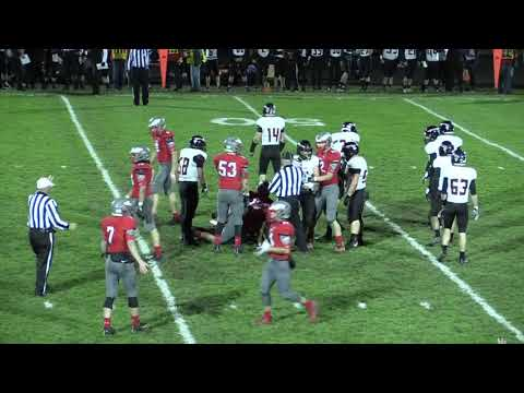 Marine City vs. Frankenmuth, Fri. , Nov. 2, 2107