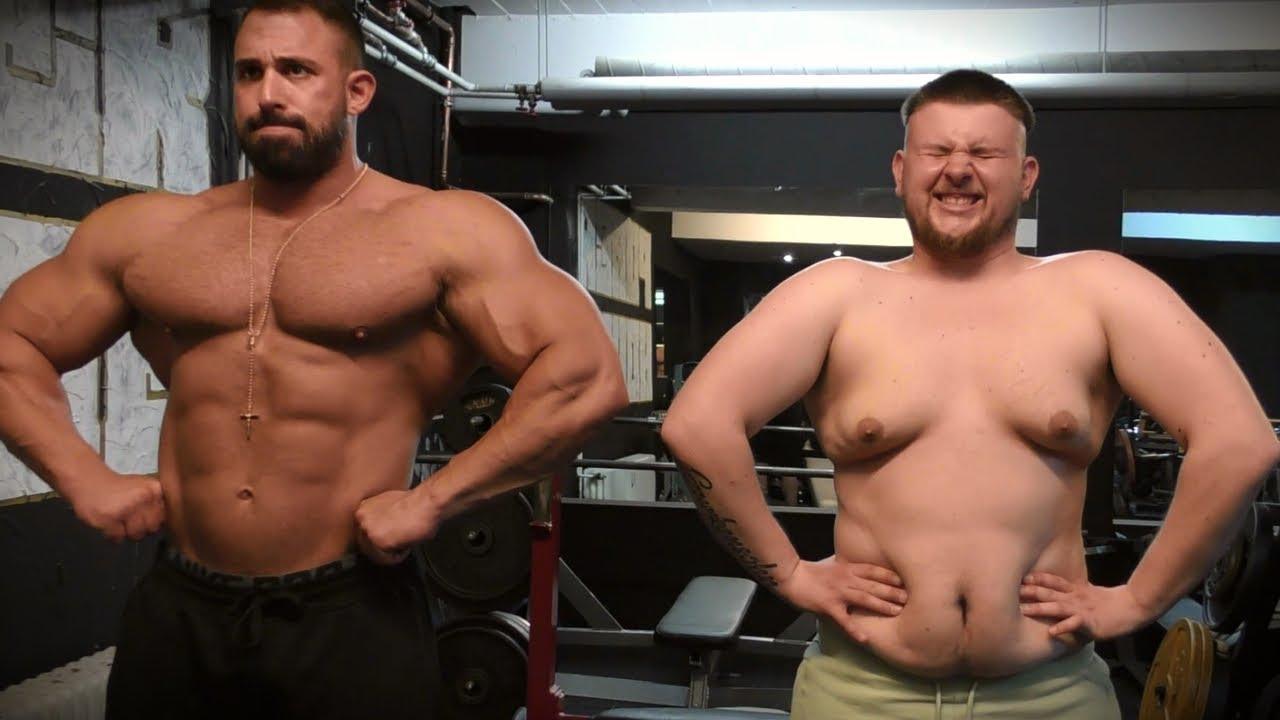 Video mit Kevin Wolter (Bodybuilder)