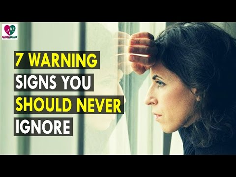 7 Warning Signs of Stress Sickness You Should Never Ignore Health Sutra Best Health Tips