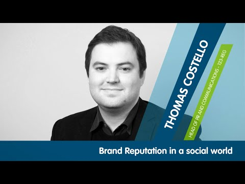 Brand reputation in a social world | 123-reg