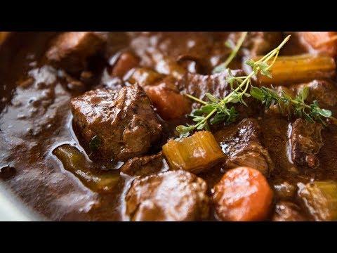 Irish Beef Guinness Stew