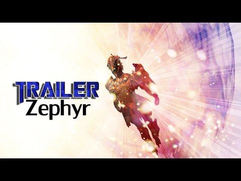 Warframe God Builds Zephyr Trailer
