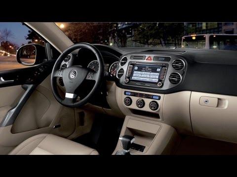 2010 Volkswagen Tiguan - Interior Features