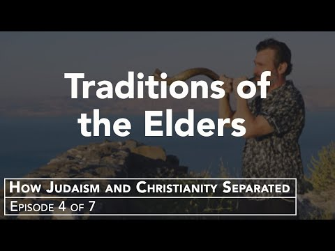 How Judaism and Christianity Separated: The Law  (Oral and Written)