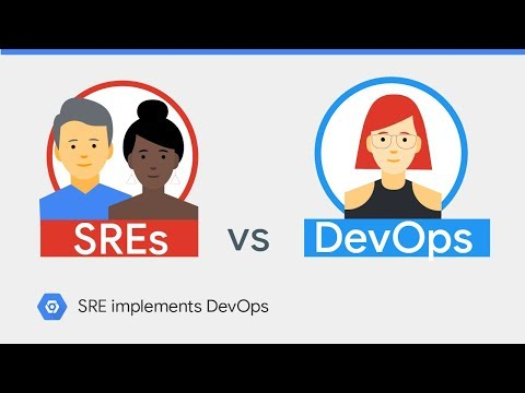 What's the Difference Between DevOps and SRE?