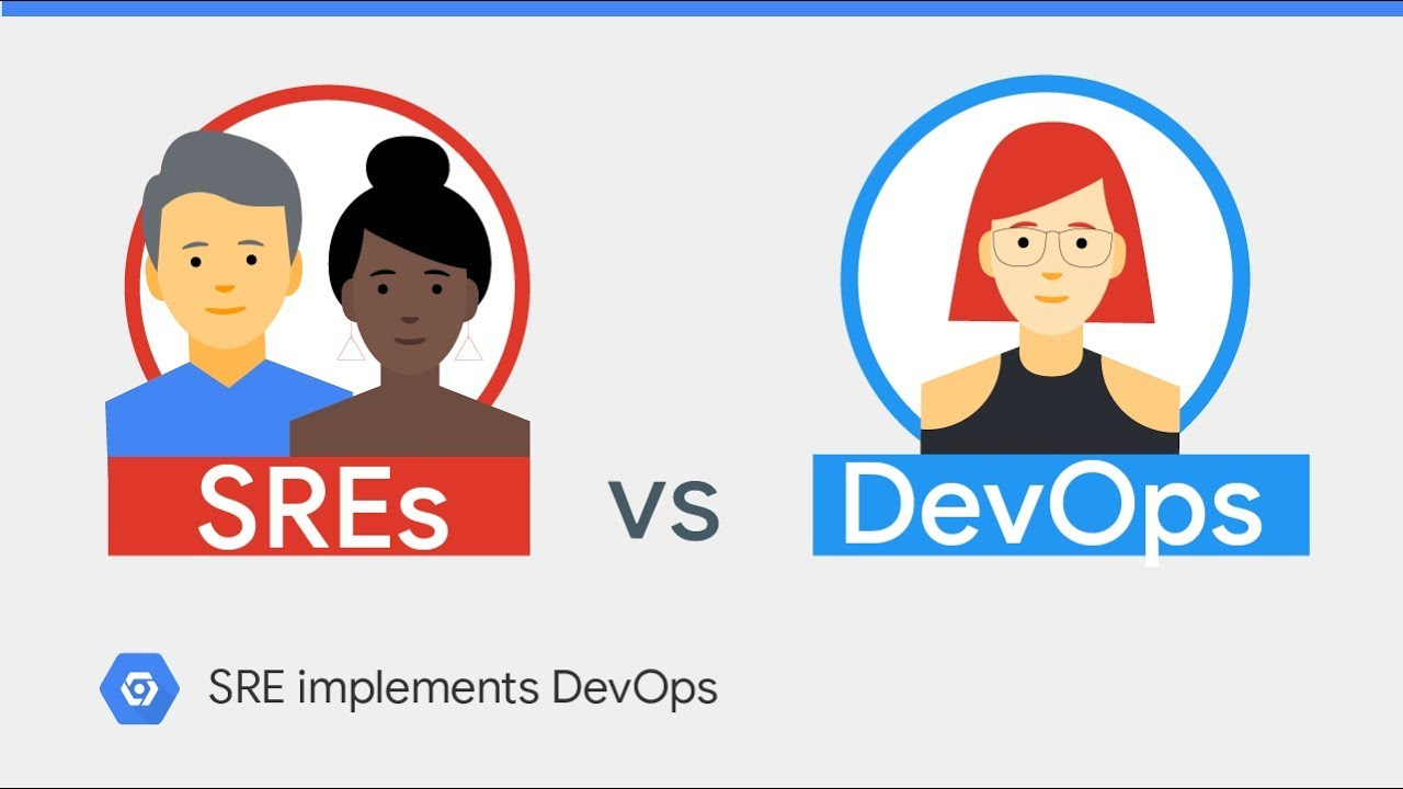 SRE vs  DevOps: competing standards or close friends? | Google Cloud