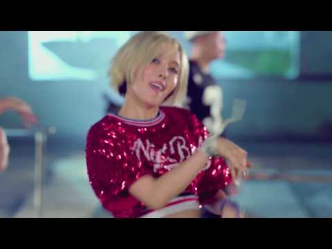 HYO MIN 효민    Nice Body 나이스 바디   M V Dance ver
