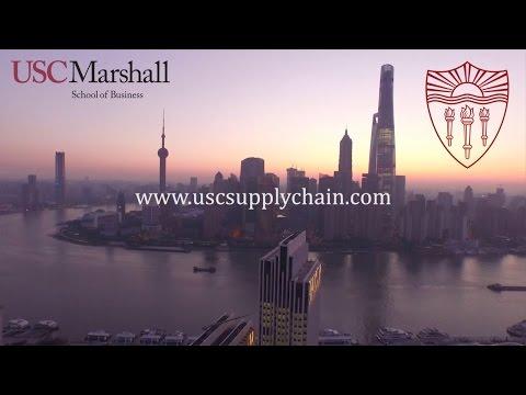 USC Marshall - GSCM Shanghai Roundtable