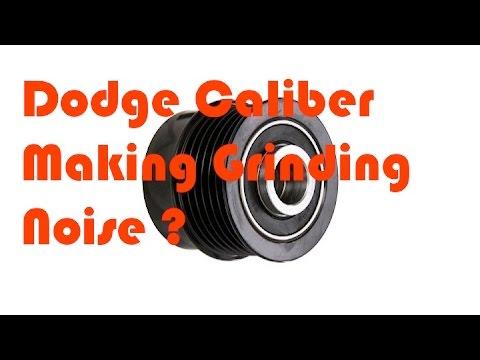 Dodge Caliber Screaming Making Grinding Noise