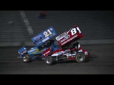 NOSA Sprint Car Racing/Red River Valley Speeedway