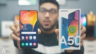 Samsung A50 Review | عيب وحيد و مميزات كثير !