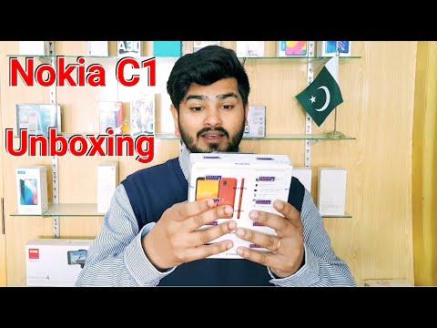 Nokia C1 2020 Unboxing | Nokia C1 Only 7850
