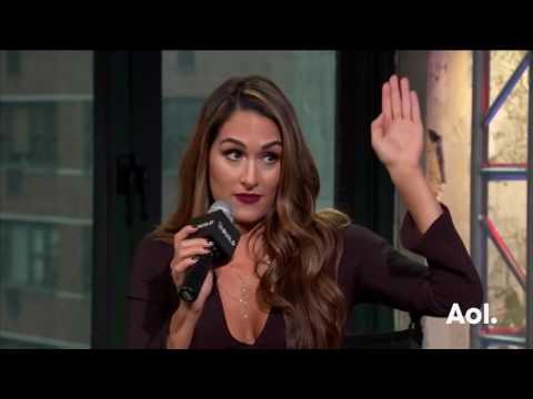 Nikki and Brie Bella 'Total Bellas' Interview   AOL