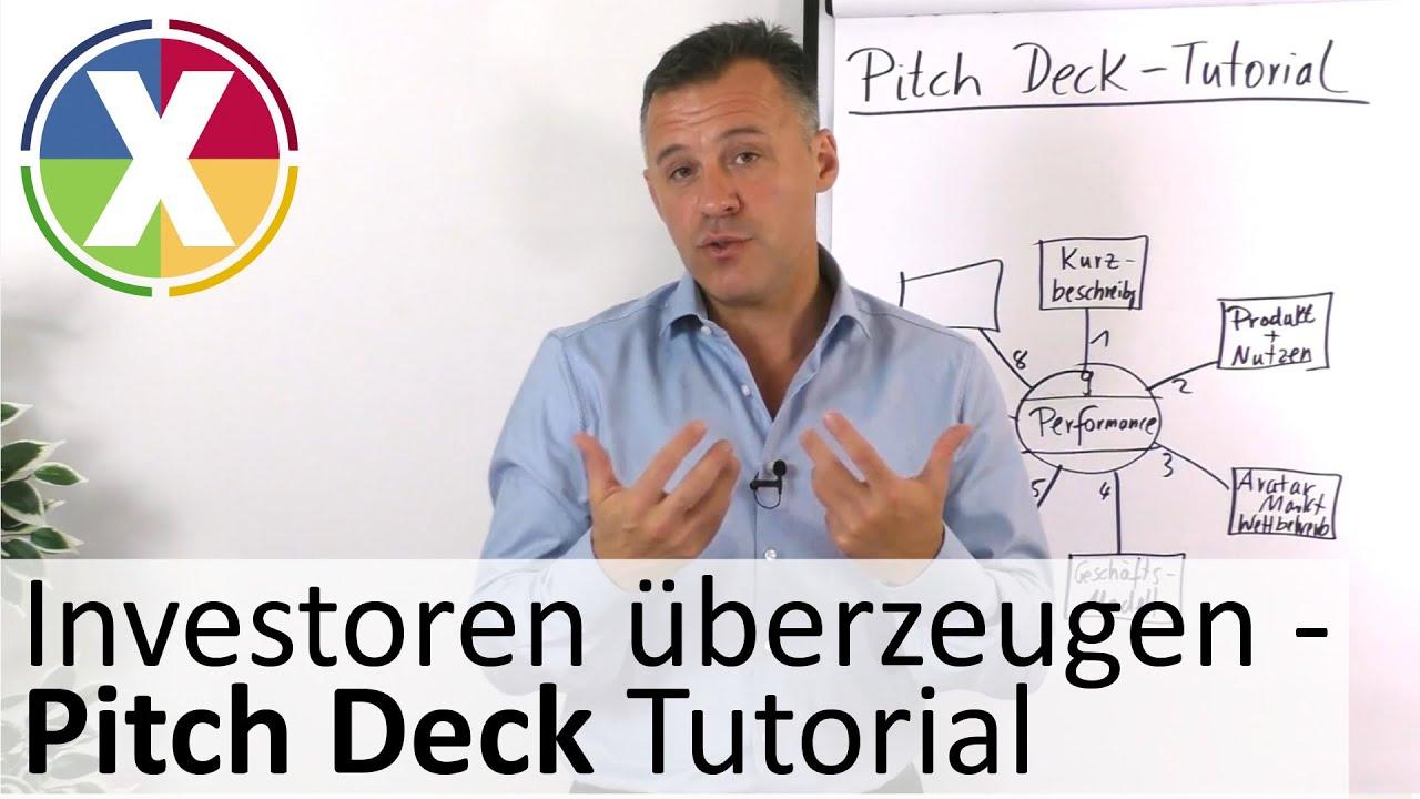 Download Investoren überzeugen - Pitch Deck Tutorial