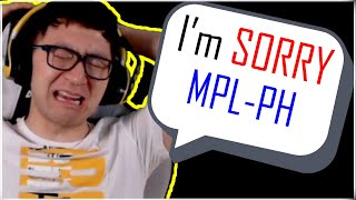 Dave deletes channel after roasting PH MPL Qualifier...