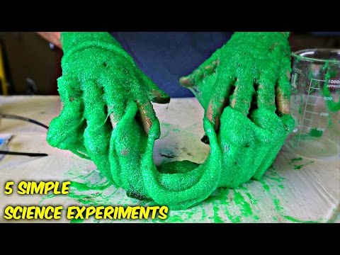 Thumbnail: 5 Simple Science Experiments You Can Do At Home