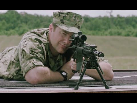 Navy Sniper Monty