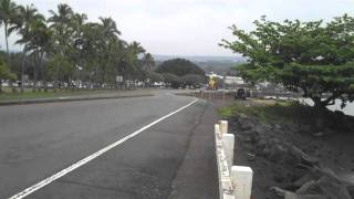 Hilo Hawaii Life, The Morning Walk from Wainaku to Coconut Island