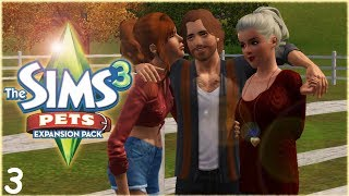 Let's Play: The Sims 3 Pets - (Part 3) - Equestrian Competition
