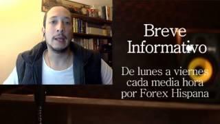 Breve Informativo - Noticias Forex del 3 de Marzo 2017