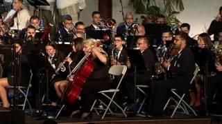 Concierto Silba y Re-Cuerda entre Tigaray y la agrupación musical Cruz Santa