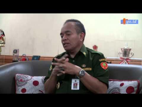 Walikota Jakarta Timur Akan Tata PKL Di Kanal Banjir Timur Seperti Rest Area