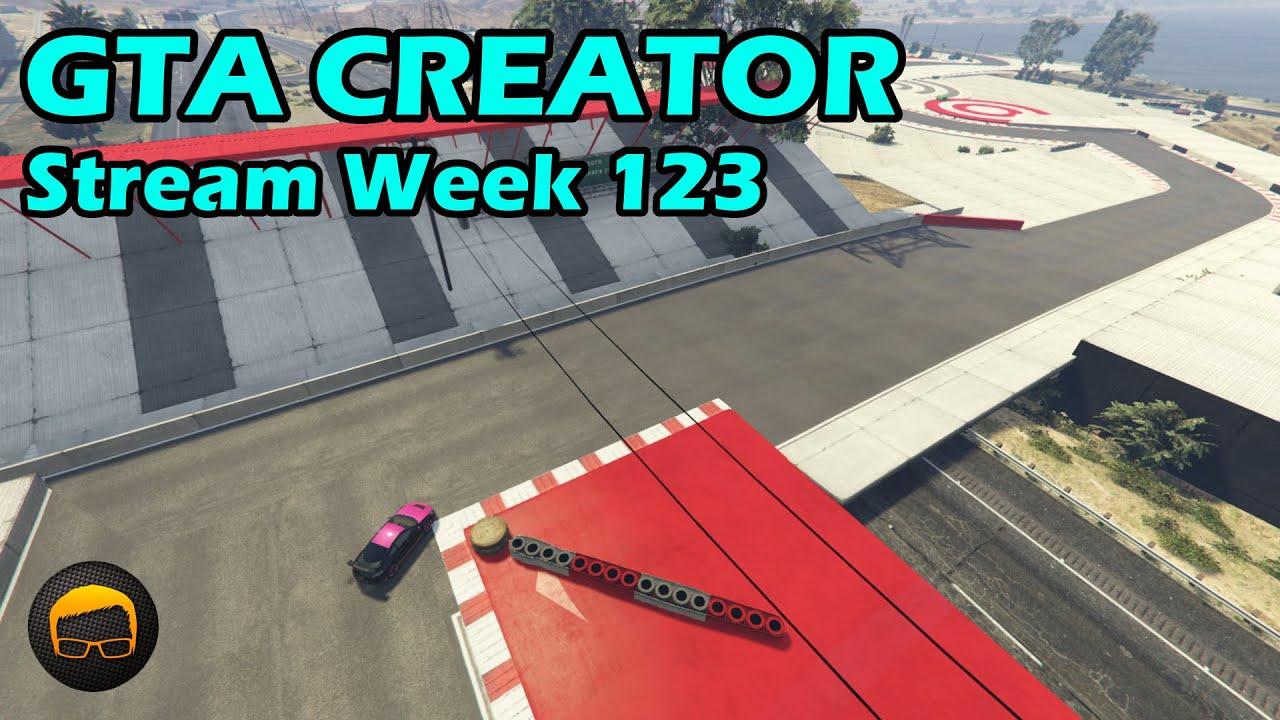 Download GTA Race Track Showcases (Week 123) [XB1] - GTA 5 Content Creator Live Stream
