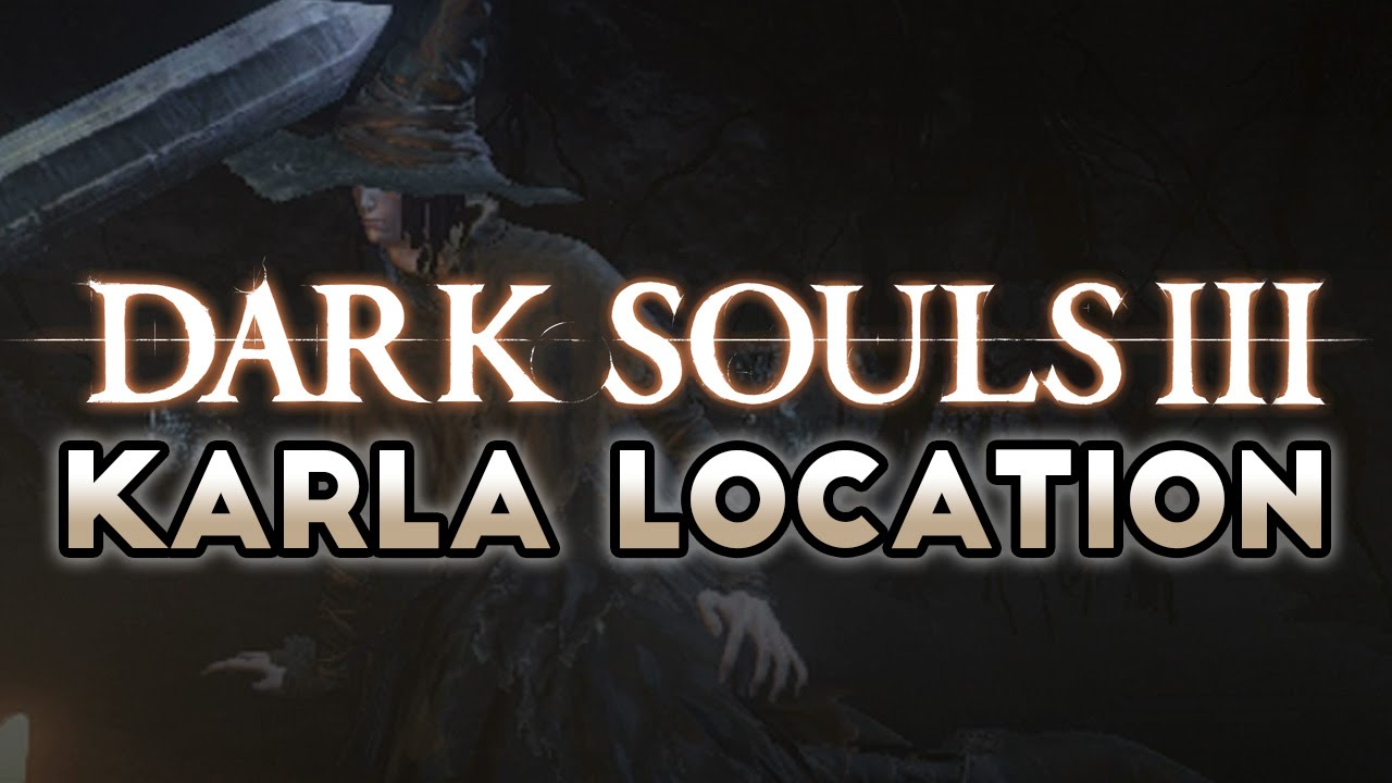 Dark Souls 3' Guide: Finding Every Sorcery, Pyromancy And