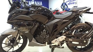 2019 Yamaha Fazer 25 ABS Overview! YouTube Videos