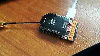 IoT.Net SmartNode Lora test