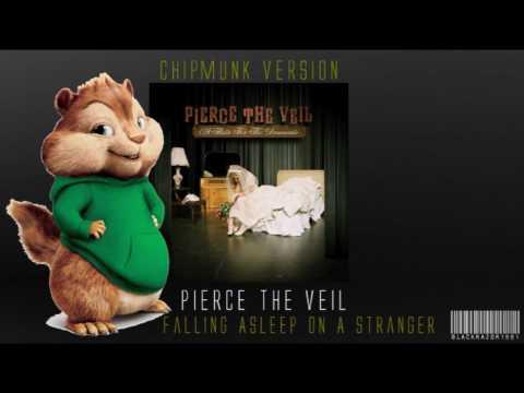 Pierce The Veil - Falling Asleep On A Stranger [Chipmunk Version] mp3