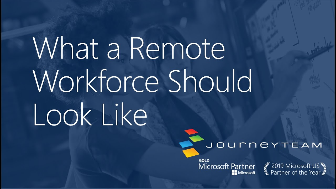 Setting Up Your Successful Remote Workforce Webinar