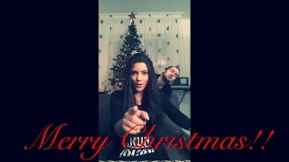 Karmin - Sleigh Ride (cover by Demeny)
