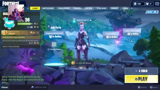 Fortnite Fortnite week 4 challenges New Jack Gourdon Skin Fortnite battle Royale Live gameplay