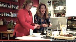 Koken met Miss Natural Superfood Lolly met Quinoa Puffs