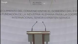 Conferenciad de Prensa Secretaría de Trabajo - ICATSON