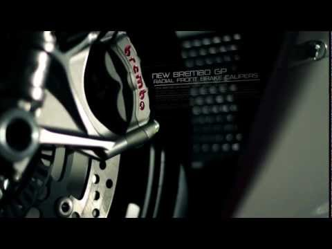MV Agusta F4 2013 official video