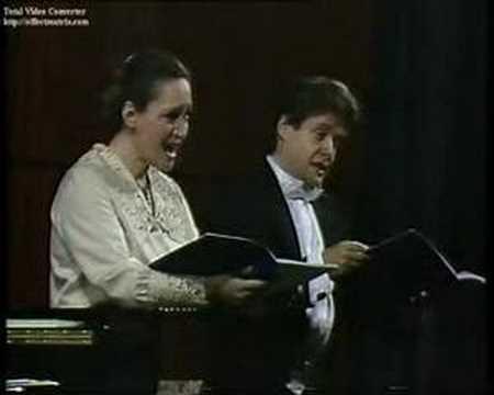 SCHUMANN-WIEGENLIED EDDA MOSSER&SUSO MARIATEGUI&E.ARNALTES