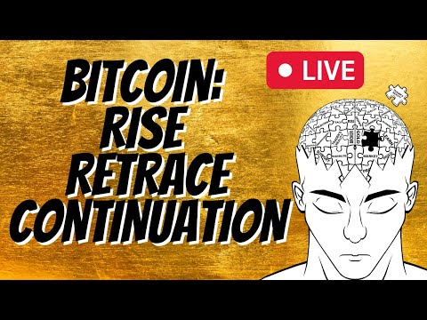 BITCOIN LIVE: RISE LEVEL 1: CRYPTO DAY TRADING STRATEGIES: JUNE 30