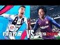 Download Ist PES 2019 besser als FIFA 19 ???