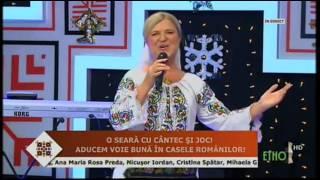 Eugenia Moise Niculae - Sarba comandata (Seara buna, dragi romani! - ETNO TV - 08.12.2016)