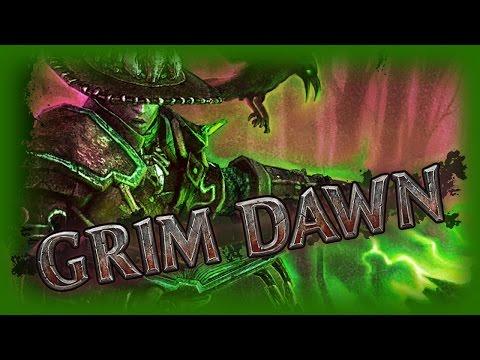 Grim Dawn - Plaguemancer V2.0 (Occultist + Nightblade = Witch Hunter) [B27]