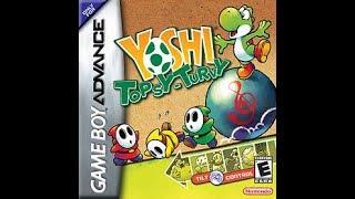 Yoshi Topsy Turvy (GBA) Longplay [259]