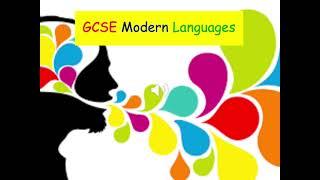 GCSE Languages