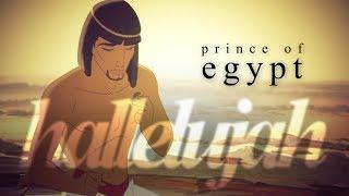 the prince of egypt hallelujah