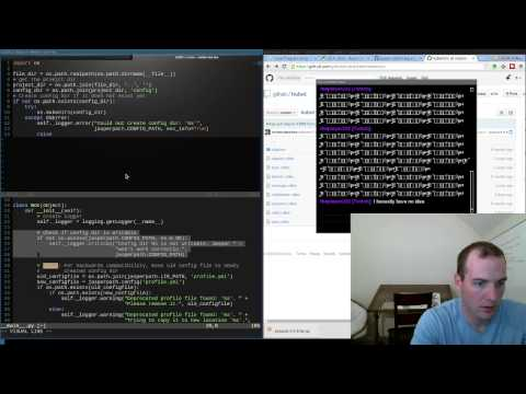 Refactoring/building a personal assistant bot [Python]