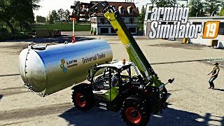 FARMING SIMULATOR 19 #30 - BOTTE PER CARBURANTE w/Robymel81 - NF MARSCH ITA