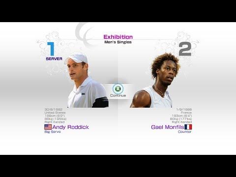 virtua-tennis-4-sega-andy-roddick-vs-gael-monfils-rafael-nadal-roger-federer-andy-murray