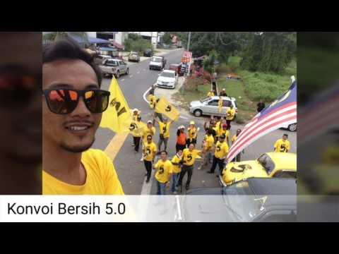 BERSIH 5.0 - Convoy